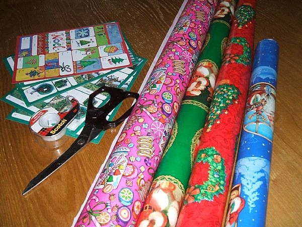 its fun to get gifts but wrapping them especially if you have sore or weak hands can be hard here are a few tips to help you wrap christmas gifts easily