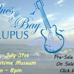 See Christine July 31, 2011 Blues on the Bay for Lupus - Maritime Museum Long Island, NY
