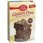 The Gluten Free Diva - Product Review: Betty Crocker Gluten Free Brownies