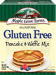 The Gluten Free Diva: Maple Grove Farms Pancake & Waffle Mix
