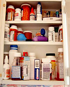 Bon Time For Spring Cleaning Your Medicine Cabinet!
