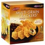Gluten Free Diva: Crunchmaster Multi-Grain Crisps