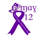 May 12 is International Fibromyalgia Awareness Day!