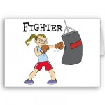 Life's Punching Bag