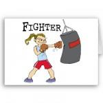 Life's Punching Bag