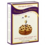 Gluten Free Diva: Cherrybrook Kitchen® Gluten Free Dreams Chocolate Chip Cookie Mix