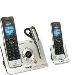 Who knew a simple thing like a phone could make life so much easier? Vtech phone system LS6475-3