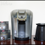 After saying hello to my guests, I say #hellokeurig and feel like the perfect host