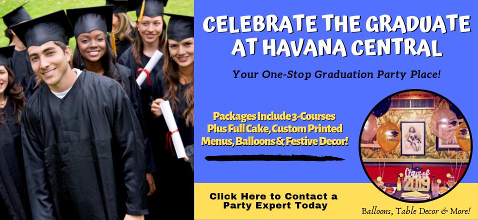 Graduation Party Website