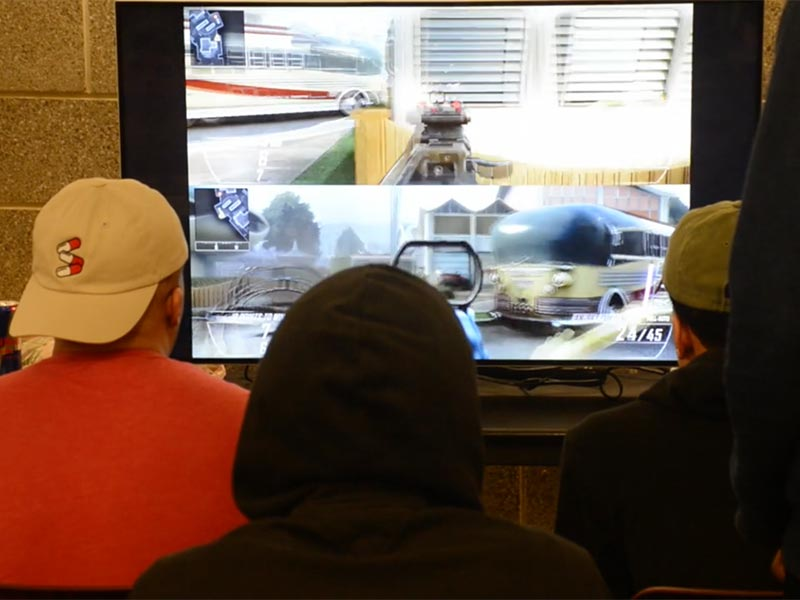 E-sports Are Growing at Stony Brook University
