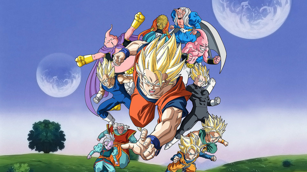 Remembering: Dragon Ball