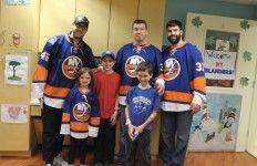 20150311.03 NY Islanders Visit Pediatrics