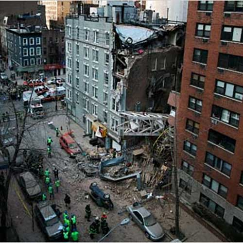 51st Street Crane Collapse