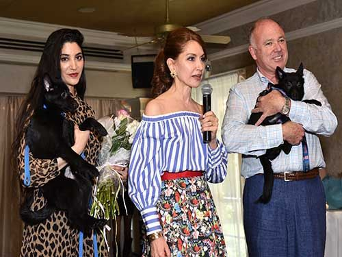 The Gabby Wild Foundation Hosts Catwalk for Canines Benefit for SASF