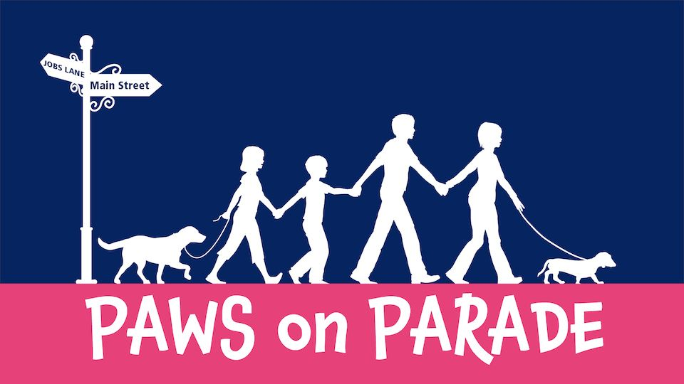 3rd Annual Paws on Parade