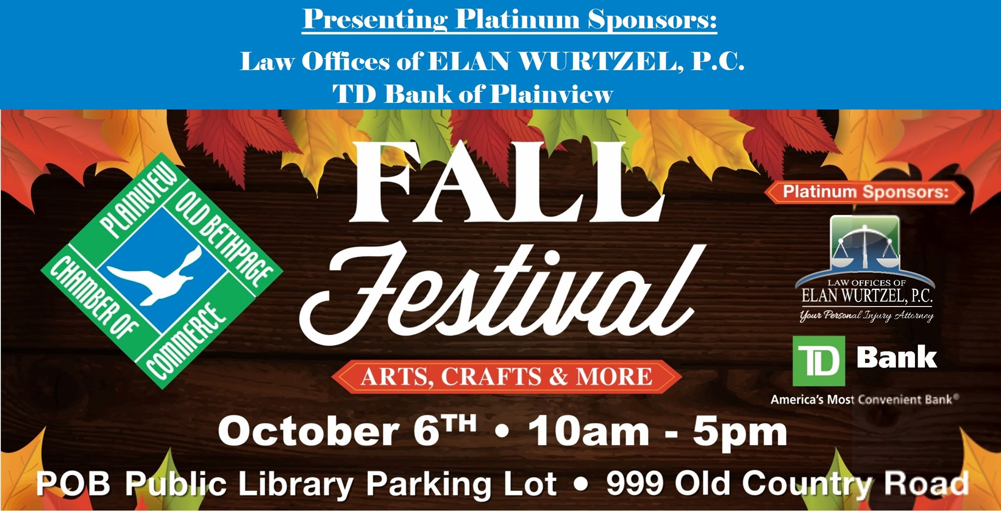 Plainview-Old Bethpage Fall Festival