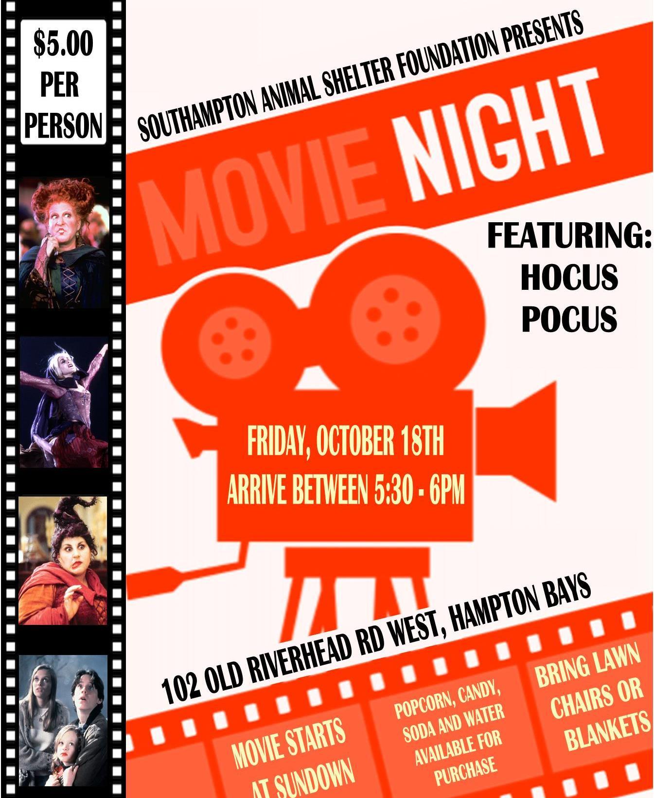 Movies for Mutts - Hocus Pocus