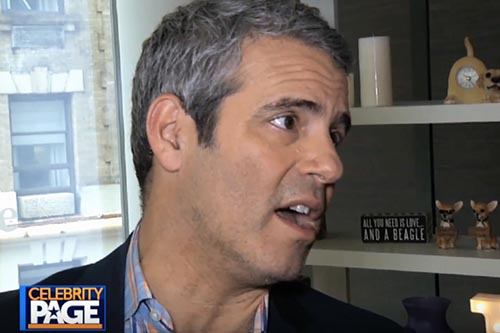 """The """"Giving Carpet"""": Andy Cohen & The North Shore Animal League"""