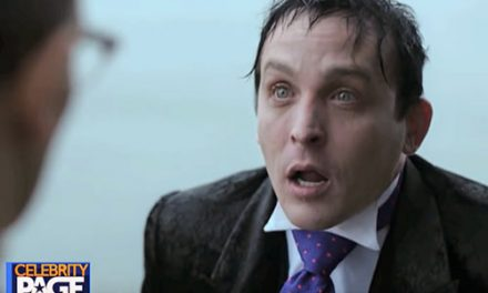 Hollywood Insider with Arthur Kade: Gotham's Robin Lord Taylor