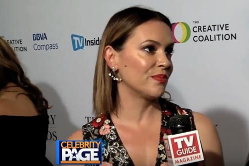 """The """"Giving Carpet"""": The Television Industry Advocacy Awards"""