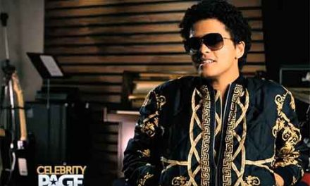Exclusive Grammy Coverage with Bruno Mars