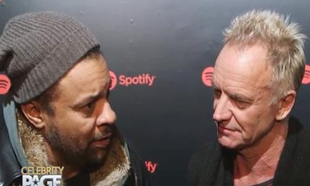 Hollywood Insider: Sting and Shaggy