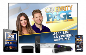 Celebrity Page Network