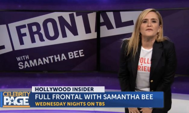 Samantha Bee Hollywood Insider