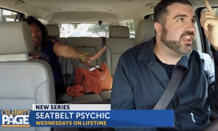 Seatbelt Psychic – New TV Series