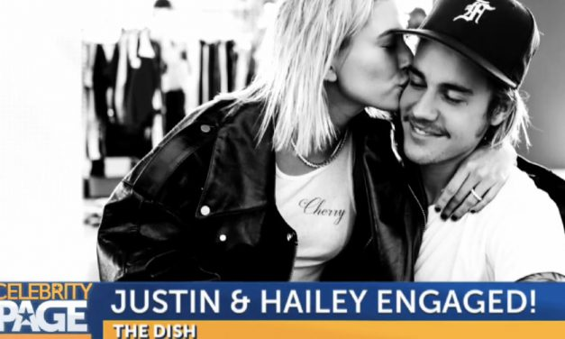 Celebrity Dish Justin Bieber and Hailey