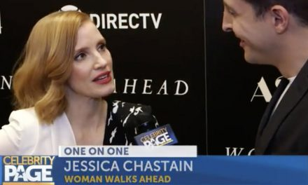 One on One: Jessica Chastain