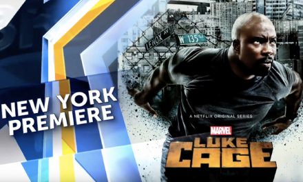 New York Premiere: Marvel's Luke Cage Season 2