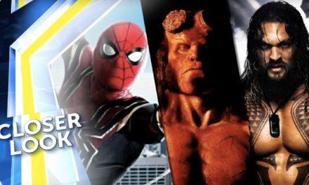 Closer Look: Superhero Movie Slate