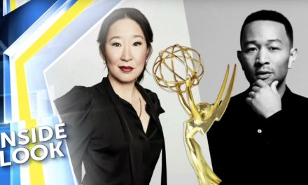John Legend and Sandra Oh Emmy Nominations