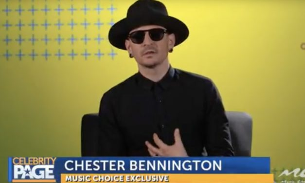 Chester Bennington Music Choice Exclusive
