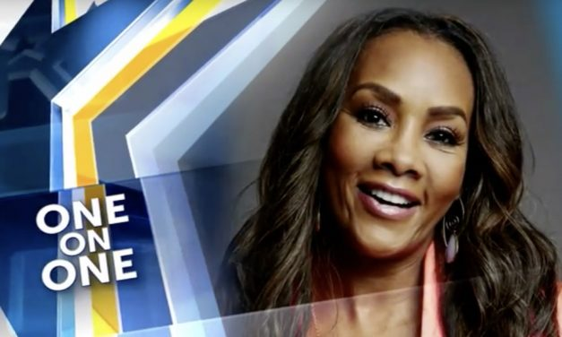 Vivica A. Fox One on One