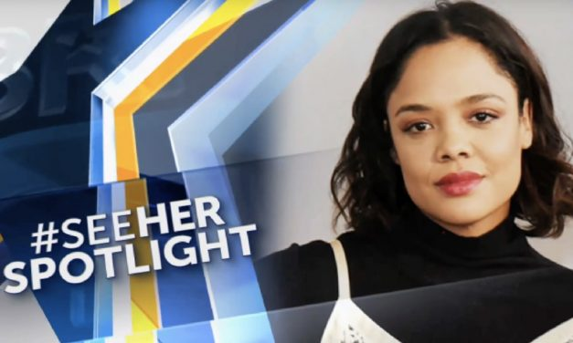 Tessa Thompson #SeeHER Spotlight