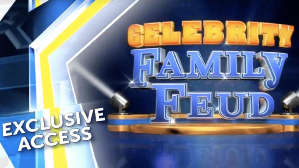 Celebrity Family Feud   Celebrity Page
