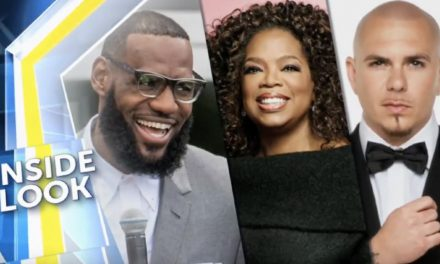 LeBron and Celebrity Supported Education