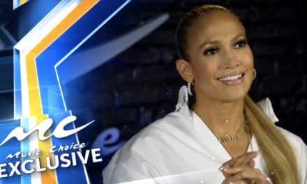 Jennifer Lopez Music Choice Exclusive