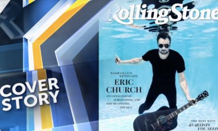 Eric Church Rolling Stone Cover Story