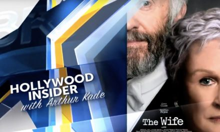Hollywood Insider: Glenn Close's The Wife