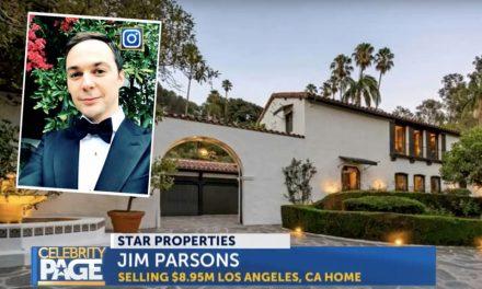 Celeb Real Estate: Sandra Bullock, Jim Parsons, & Sinatra
