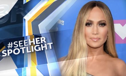 Jennifer Lopez #SeeHER Spotlight