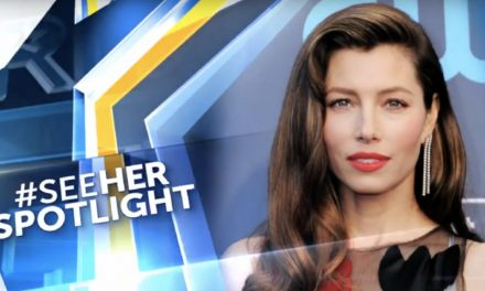 Jessica Biel #SeeHER Spotlight