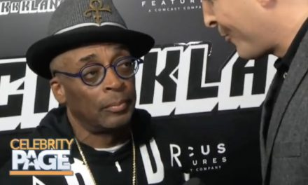 Spike Lee's Blackkkansman Premiere