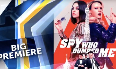 The Spy Who Dumped Me Red Carpet