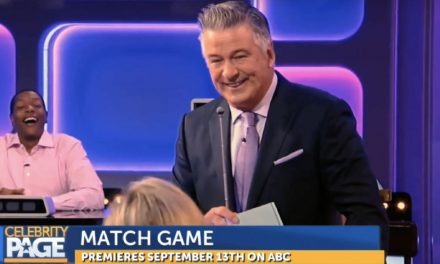Inside Alec Baldwin's Match Game
