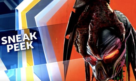 Sneak Peek: The Predator