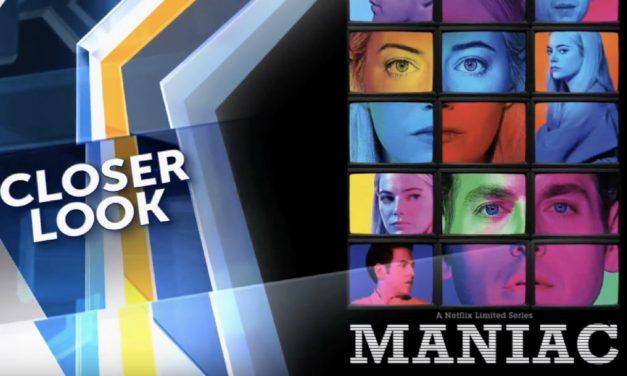 Netflix's Maniac with Jonah Hill and Emma Stone